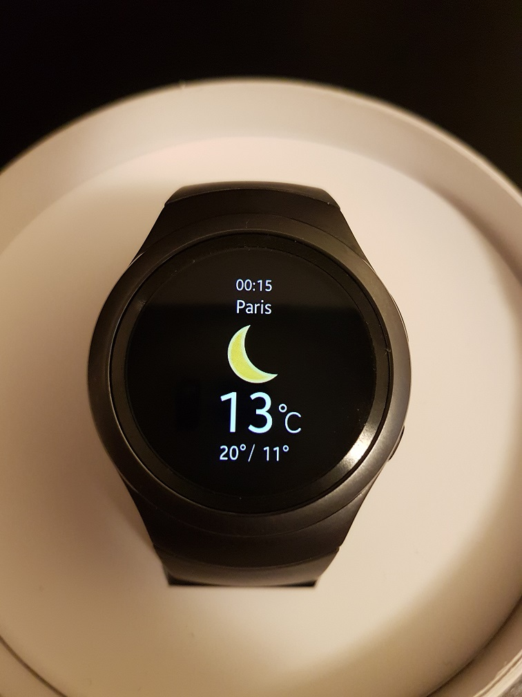 samsung montre connectée galaxy gear